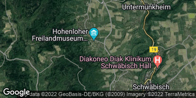 Google Map of Neuhofen
