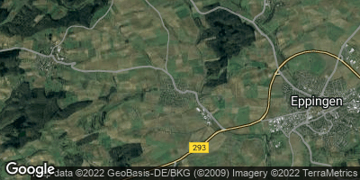 Google Map of Rohrbach