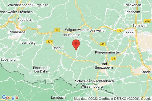Karte Oberschlettenbach