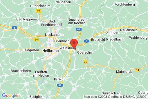 Karte Ellhofen