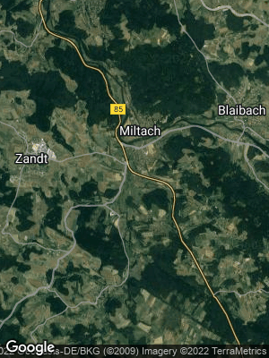Google Map of Miltach