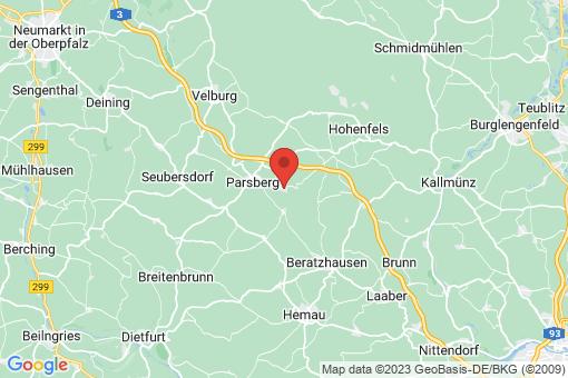 Karte Lupburg