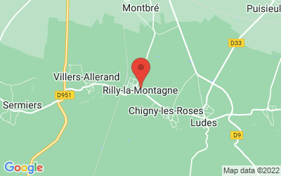 16 Rue Valmy, 51500 Rilly-la-Montagne, France