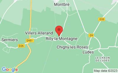8 Rue de la Liberté, 51500 Rilly-la-Montagne, France