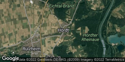 Google Map of Hördt