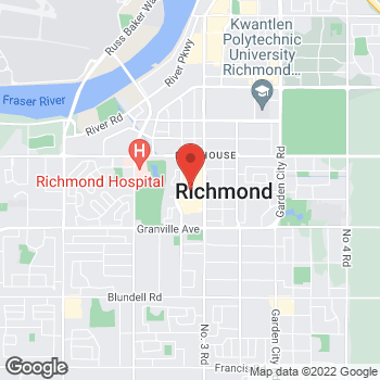 Map of Michael Kors at 6551 Number 3 Road, Richmond, BC V6Y 2B6