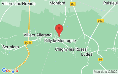 39 Rue de Reims, 51500 Rilly-la-Montagne, France