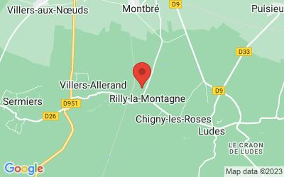 1 Allée Domaine Pérignon, 51500 Rilly-la-Montagne, France