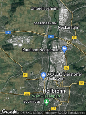 Google Map of Neckargartach