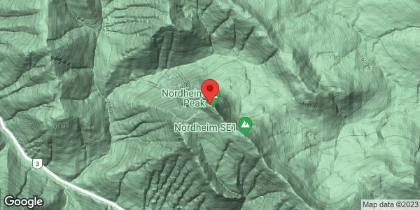 Nordheim Peak/Manning park