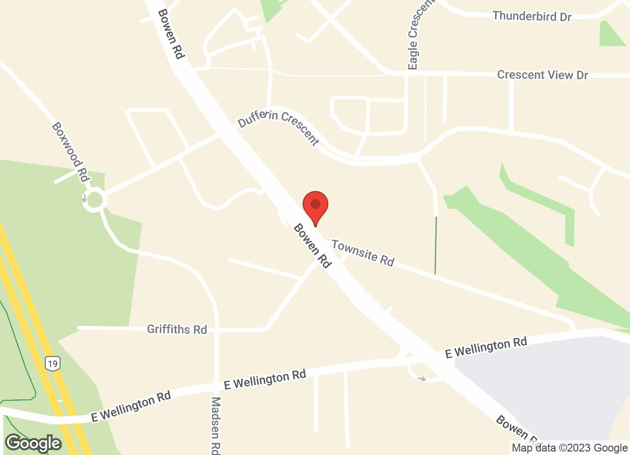 Google Map of Island Animal Hospital