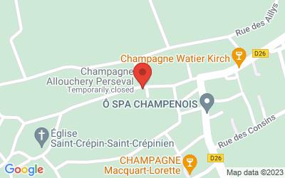 11 Rue de l'Église, 51500 Écueil, France