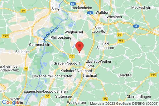 Karte Hambrücken