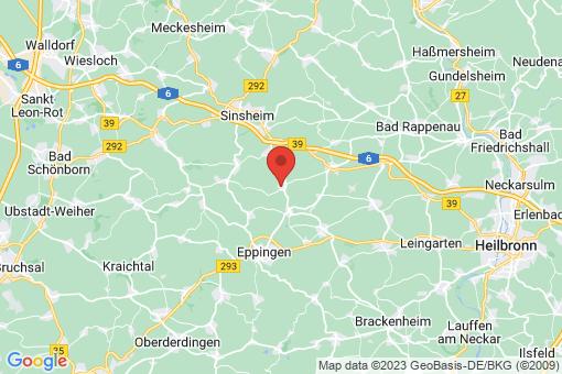 Karte Ittlingen