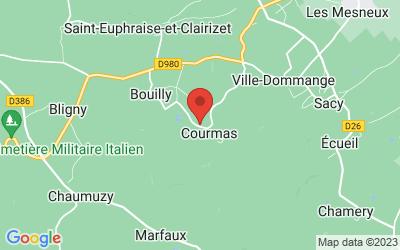 3 Rue des Auches, 51390 Courmas, France