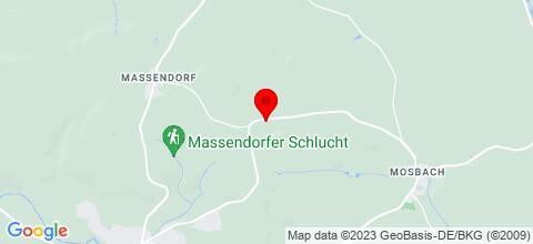 Google Map für Monteurunterkunft Weislmeier