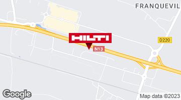 Hilti Store chez Point P - Cherbourg / Tourlaville