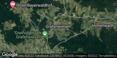 Google Map of Grafenwiesen