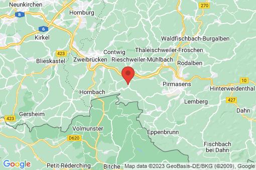 Karte Kleinsteinhausen