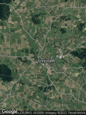 Google Map of Freystadt