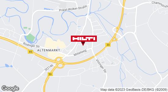 Hilti Store Regensburg