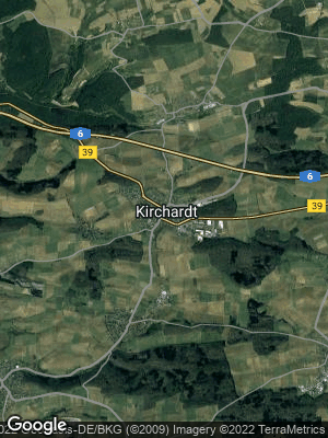 Google Map of Kirchardt