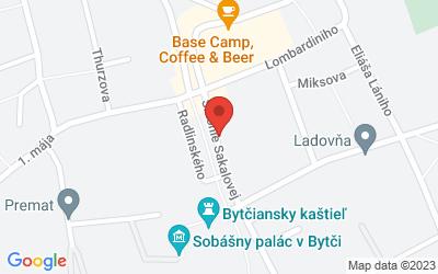 Sidonie Sakalovej 146, 014 01 Bytca