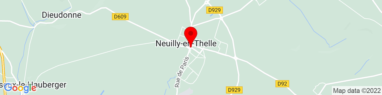 Google Map of 49.22446, 2.28525