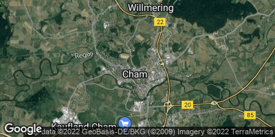 Google Map of Cham