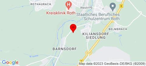 Google Map für Feriendomizil CasaAppelt