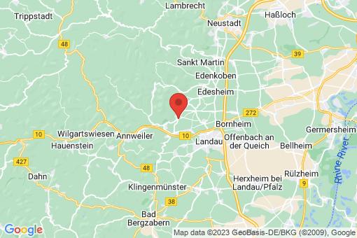 Karte Frankweiler