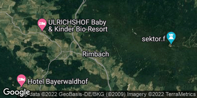 Google Map of Rimbach