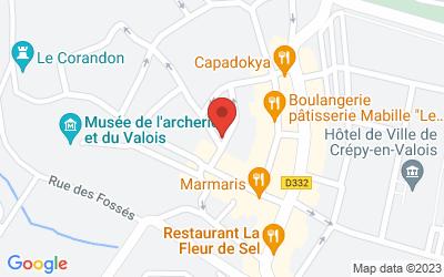 3 Rue de la Cloche, 60800 Crépy-en-Valois, France