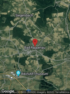 Google Map of Bad Rappenau