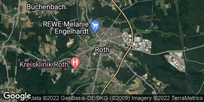 Google Map of Roth