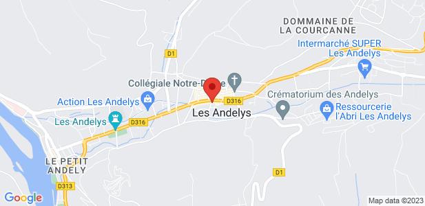 Achat d'un local d'activités aux Andelys (27)