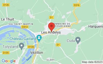 28 avenue du Général de Gaulle, 27700 Les Andélys