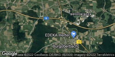 Google Map of Claffheim
