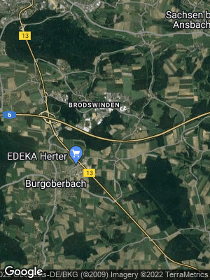 Google Map of Gösseldorf