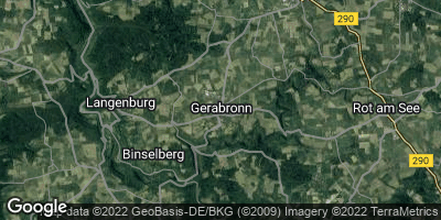 Google Map of Gerabronn