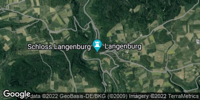 Google Map of Langenburg