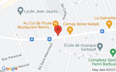 61 Rue de Cernay, 51100 Reims, France