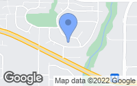 Map of Burnaby, BC