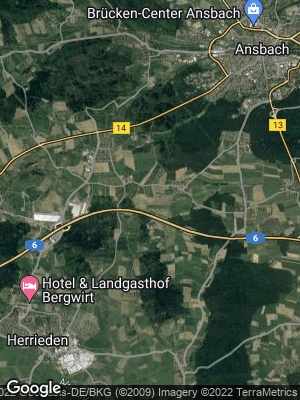 Google Map of Kurzendorf