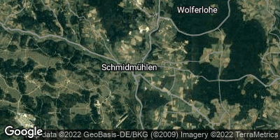 Google Map of Schmidmühlen
