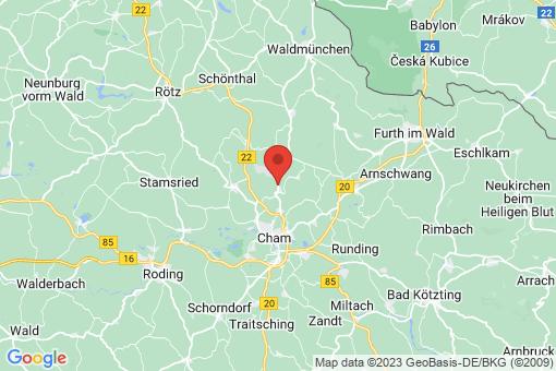 Karte Waffenbrunn