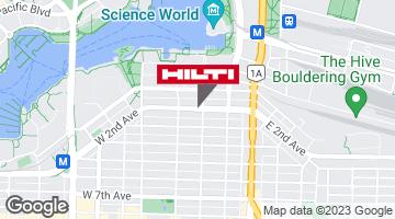 Hilti Store Vancouver Richmond