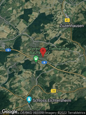 Google Map of Balzfeld