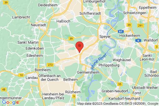 Karte Schwegenheim