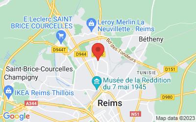 103 Rue de Neufchâtel, 51100 Reims, France